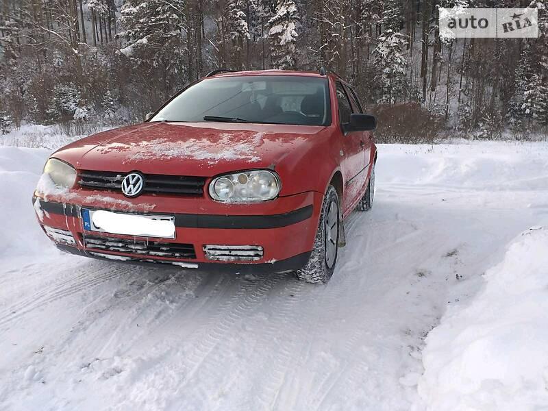 Volkswagen Golf IV 2003 в Черновцах