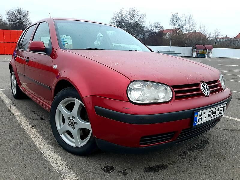 Volkswagen Golf IV 1998 в Ужгороде