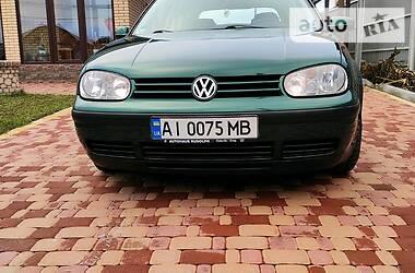 Volkswagen Golf IV 2000 в Белой Церкви