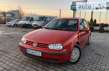 Volkswagen Golf IV 1998 в Тернополе