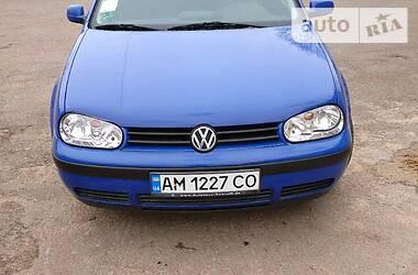 Volkswagen Golf IV 2001 в Хорошеве