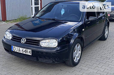 Volkswagen Golf IV 2000 в Межгорье