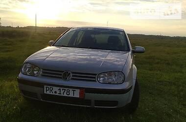 Volkswagen Golf IV 1999 в Шацке