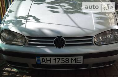 Volkswagen Golf IV 2002 в Славянске