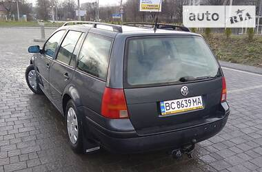 Унiверсал Volkswagen Golf IV 2000 в Стрию
