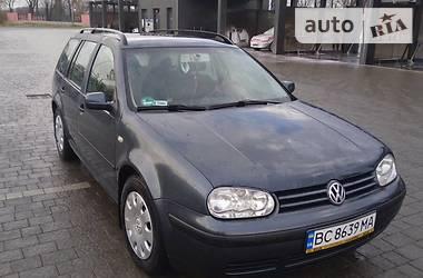Volkswagen Golf IV 2000 в Сколе