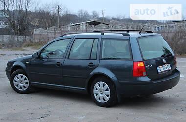 Volkswagen Golf IV 2000 в Чорткове
