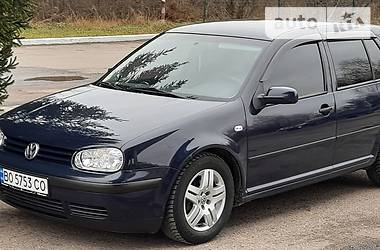 Volkswagen Golf IV 1999 в Збараже