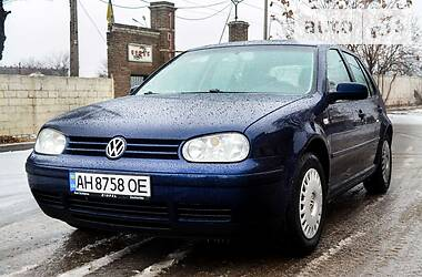 Volkswagen Golf IV 2003 в Краматорске