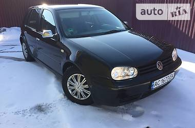 Volkswagen Golf IV 1999 в Владимир-Волынском