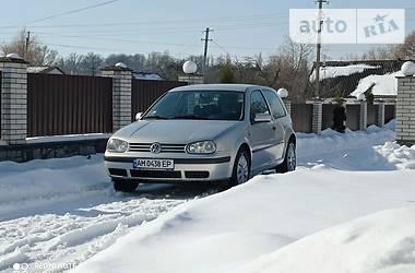 Volkswagen Golf IV 1998 в Житомирі