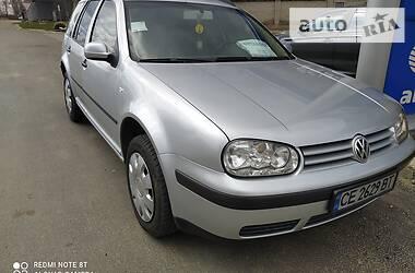 Volkswagen Golf IV 2002 в Новоднестровске