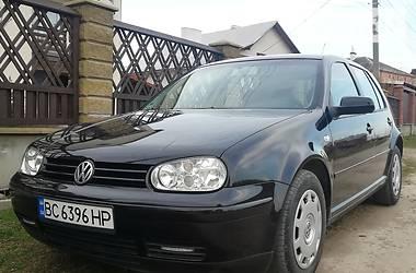 Volkswagen Golf IV 2003 в Львове