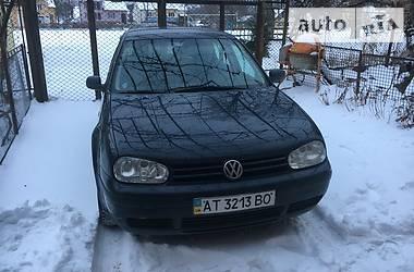 Volkswagen Golf IV 1998 в Надворной