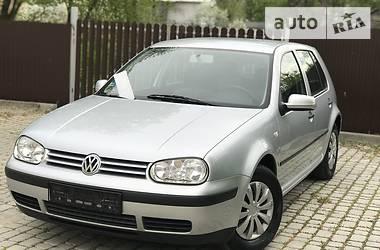 Volkswagen Golf IV 2001 в Дрогобичі