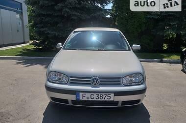 Хэтчбек Volkswagen Golf IV 1999 в Городке
