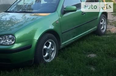Хэтчбек Volkswagen Golf IV 1999 в Ильинцах