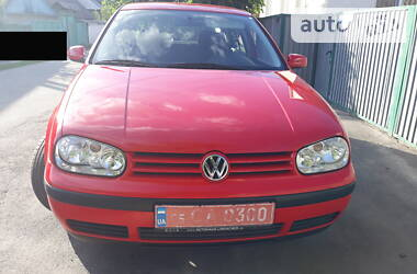 Хэтчбек Volkswagen Golf IV 2000 в Краматорске