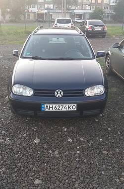 Универсал Volkswagen Golf IV 2001 в Краматорске