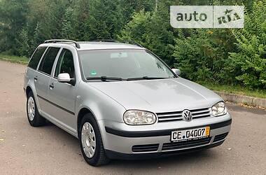 Универсал Volkswagen Golf IV 2003 в Ровно