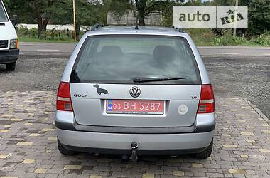 Универсал Volkswagen Golf IV 2003 в Луцке
