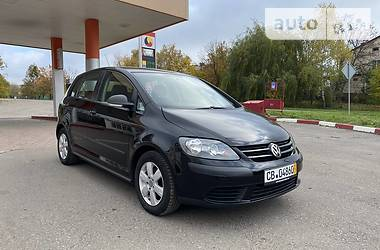 Volkswagen Golf Plus 2007 в Умані