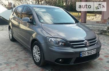 Volkswagen Golf Plus 2007 в Борщеве