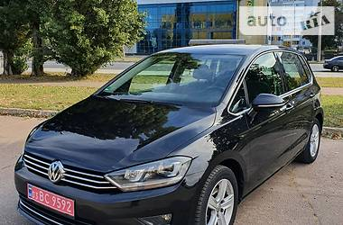Хетчбек Volkswagen Golf Sportsvan 2015 в Черкасах