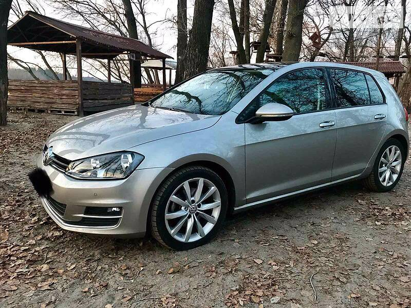 Volkswagen Golf TD 2015 в Киеве