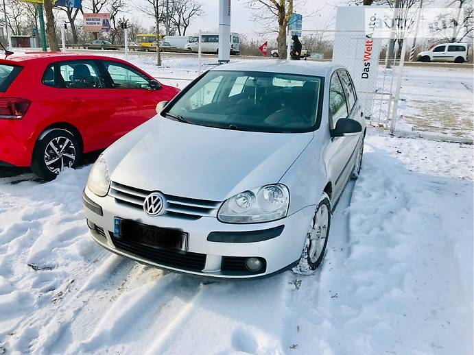 Volkswagen Golf 2006 року в Миколаїві