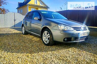 Volkswagen Golf V 2008 в Ивано-Франковске