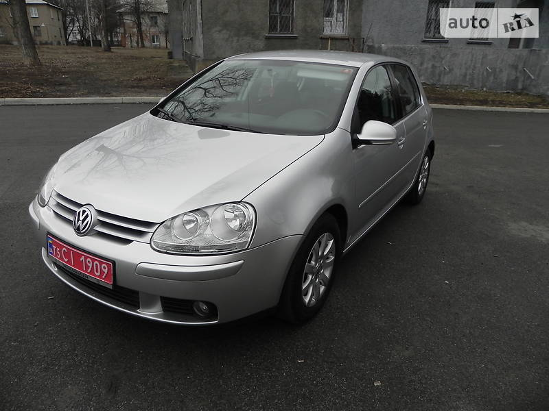 Volkswagen Golf V 2008 в Славянске