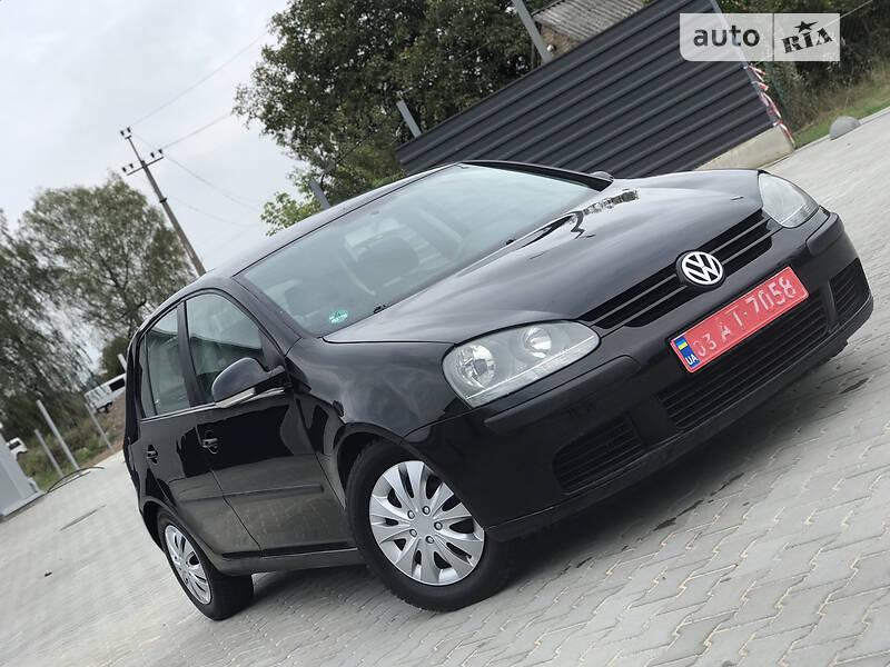 Volkswagen Golf V 1.4