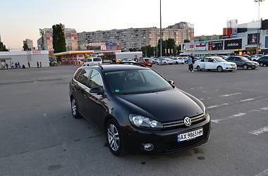 Volkswagen Golf VI Variant 2009 в Харькове