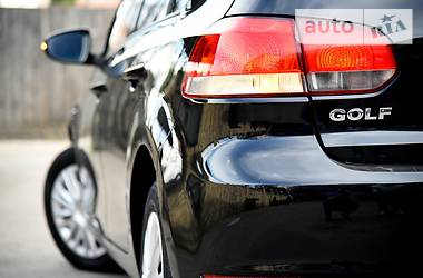 Volkswagen Golf VI 2010 в Рокитном