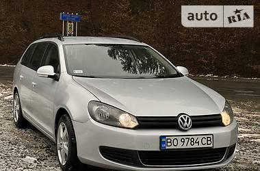 Volkswagen Golf VI 2011 в Межгорье