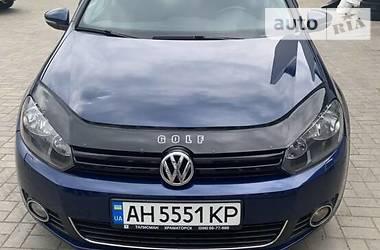 Volkswagen Golf VI 2012 в Славянске
