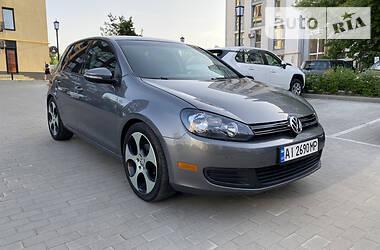 Хэтчбек Volkswagen Golf VI 2013 в Киеве