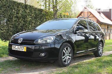 Унiверсал Volkswagen Golf VI 2012 в Луцьку