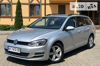 Volkswagen Golf VII 2015 в Луцьку