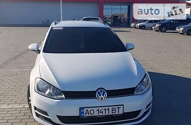 Volkswagen Golf VII 2015 в Мукачево