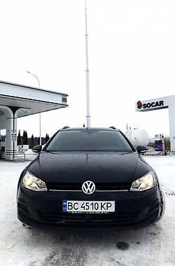 Volkswagen Golf VII 2016 в Львове