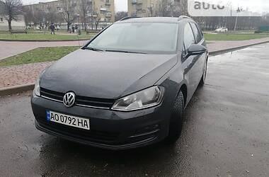 Унiверсал Volkswagen Golf VII 2016 в Мукачевому