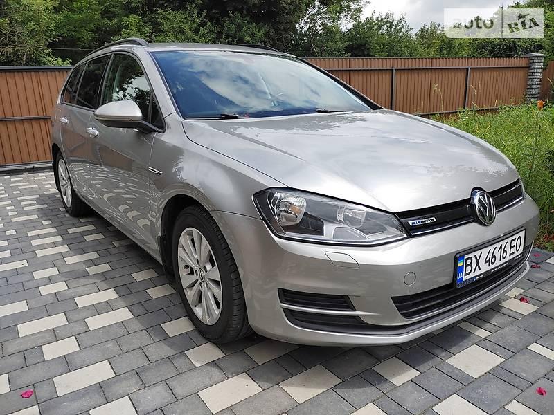 Универсал Volkswagen Golf VII 2015 в Хмельницком