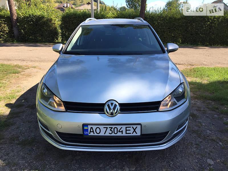 Volkswagen Golf VII Lounge
