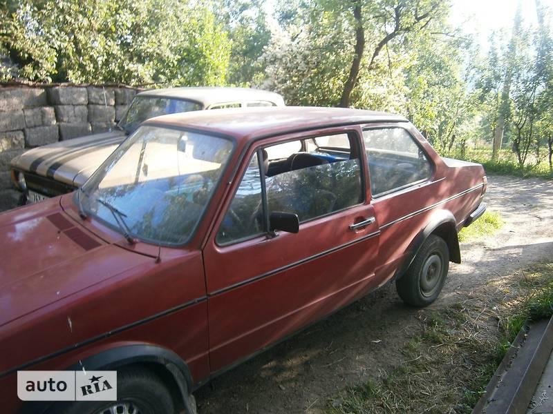 Volkswagen Jetta 1980 в Виноградове