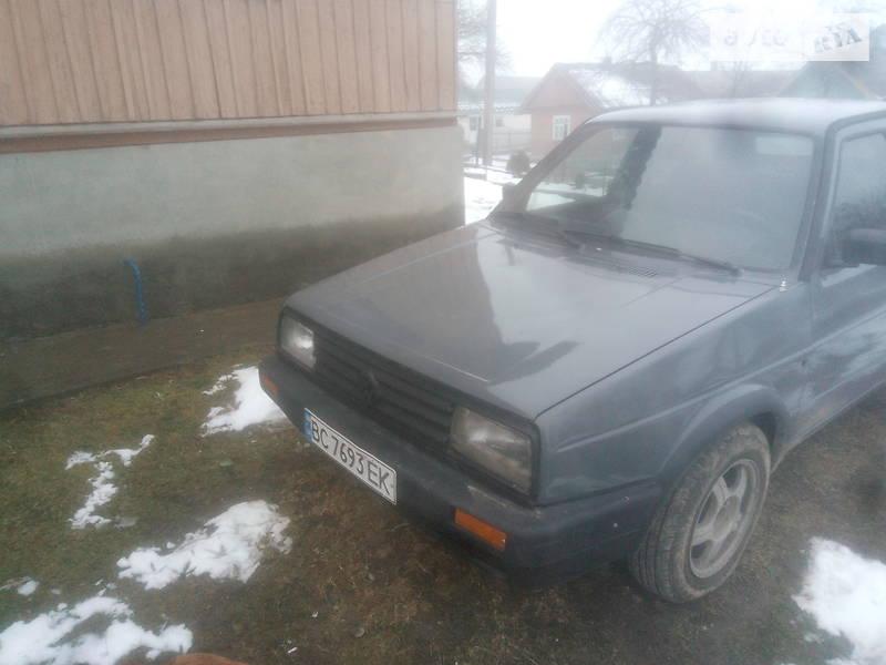 Volkswagen Jetta 1987 в Сколе