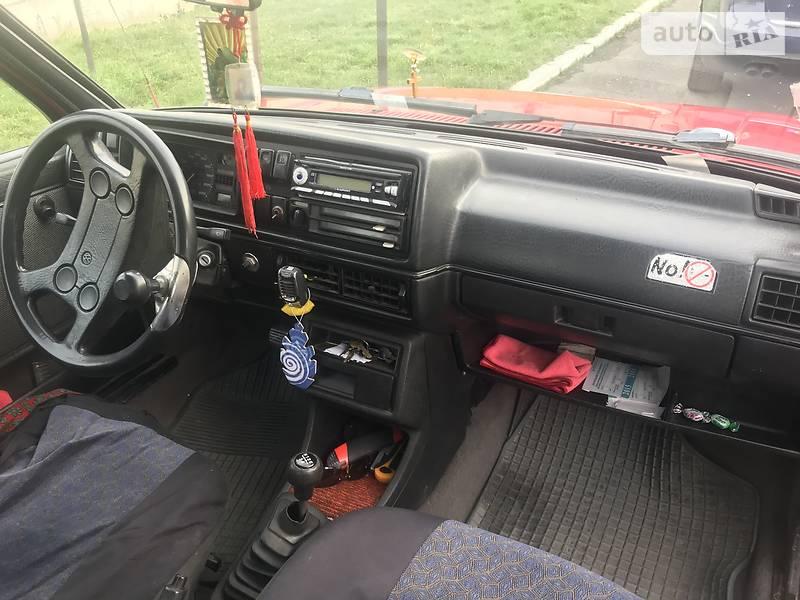 Volkswagen Jetta 1987 в Ужгороде