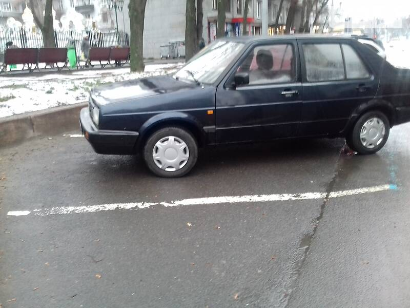 Volkswagen Jetta 1989 в Харькове