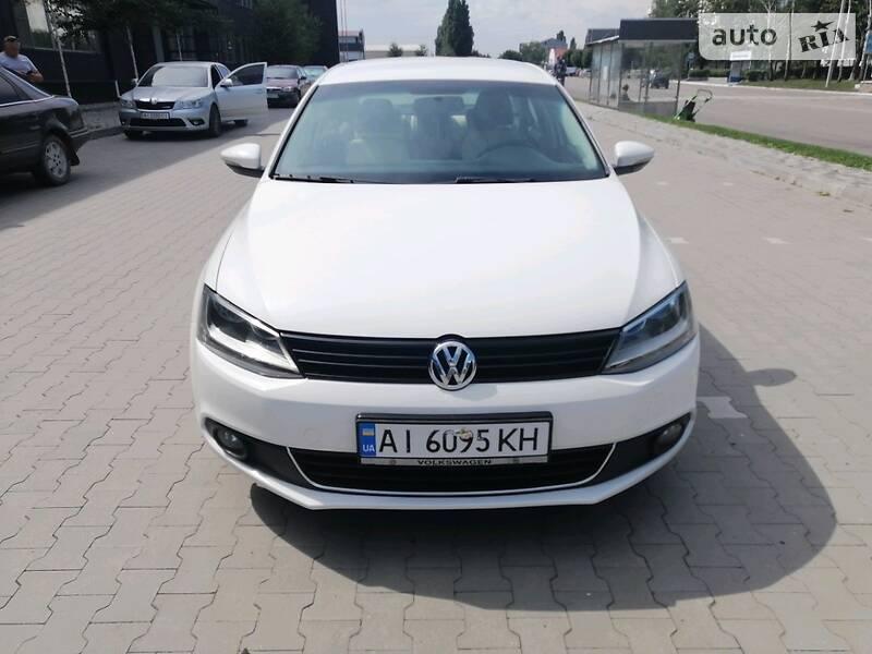Седан Volkswagen Jetta 2011 в Білій Церкві
